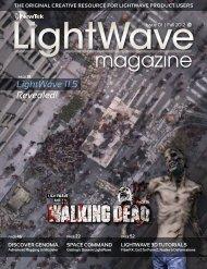 LightWave 11.5 Revealed!