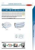 LAMPADE FLUORESCENTI COMPATTE - Sicom - Page 5