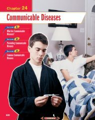 Chapter 24: Communicable Diseases