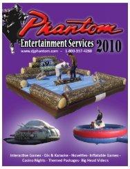 2012 catalog - Phantom Entertainment Services