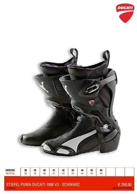 350 00 Ducati 1000 Schwarz Stiefel Puma V3 � gYbfy6v7