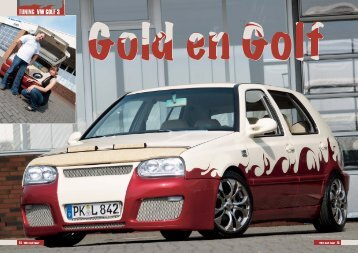 VW&Audi 3-09 074-078 VW Golf 3 beige