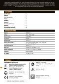 Oscillating Spindle Sander - Triton Tools - Page 2