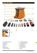 Oscillating Spindle Sander - Triton Tools - Page 3