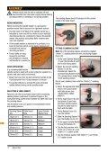 Oscillating Spindle Sander - Triton Tools - Page 6