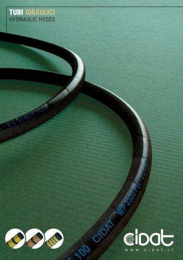 tubi idraulici con treccia acciaio