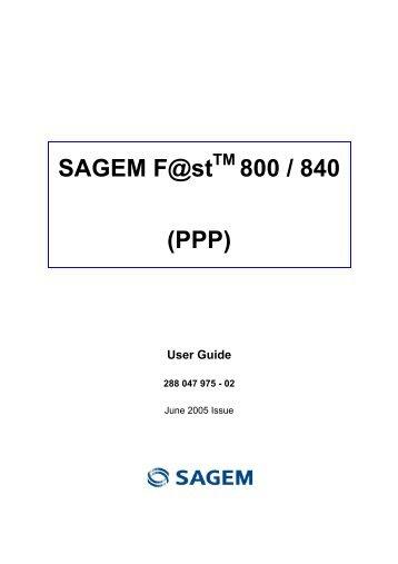 SAGEM DRIVER XG-762N TÉLÉCHARGER