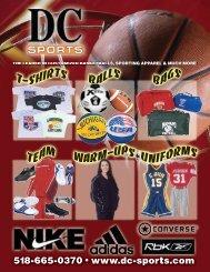 Customized T-Shirts - DC Sports
