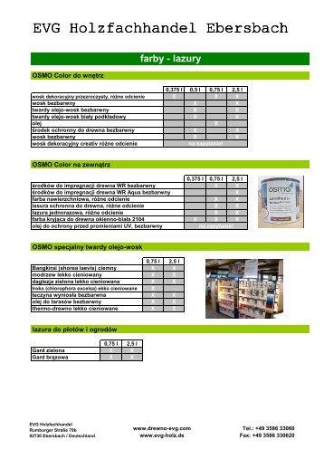Download informacja (pdf 57.78 KB) - Drewno EVG