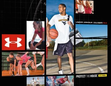 Under Armour Collegiate Fall 2012 - Jimmie Nahas & Associates