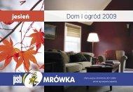 Dom i ogród 2009 jesień - bemex.net