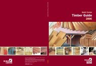 build center timber guide PDF - home-extension.co.uk
