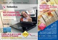 Katalog Tehnika 13.8.2009.indd - Mercator