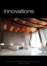 Building Innovations