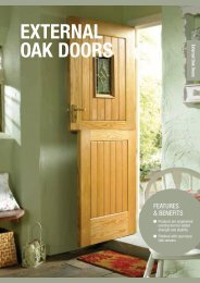 BM-doors-brochure-external oak doors - Travis Perkins