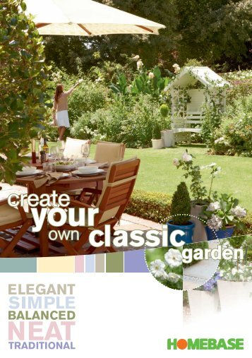 OP3101 GARDEN Classic May A5 Recipe Card - Homebase