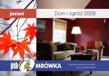Dom i ogród 2009 jesień - Mrówka
