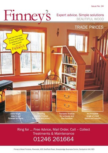 Finneys Catalogue 0698.cdr - Finneys Wood Finishes