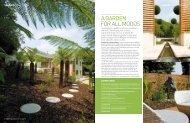 Words: Jennie Musgrove Images - David Keegan Garden Design ...