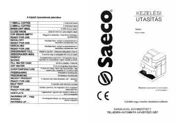 Saeco Magazines