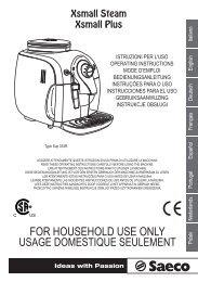 Sup033R Xsmall - Kaffee-Service-Balzen