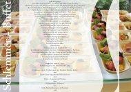 Schlemmer-Buffet - Ripka Catering