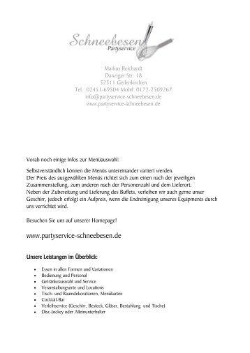 www.partyservice-schneebesen.de