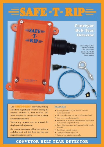 Safe-T-Rip Brochure - Power Control Products