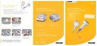 Accu-Chek Safe-T-Pro Uno und Plus - Produktfolder