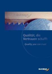 Hersteller PDF Katalog - Sägeblatt Shop