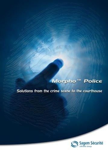 Morpho™ Police