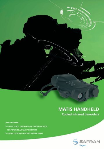 MATIS HANDHELD