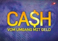 Smallgroup Programm März – April 09 CASH – Vom ... - ICF Zürich