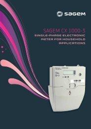 SAGEM CX 1000-3