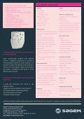 SAGEM CX 1000-3 - Page 2