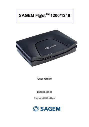 sagem f st 1704 support rh yumpu com User Manual Icon User Manual Icon