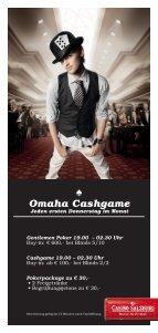 Gentlemen Poker - Seite 2