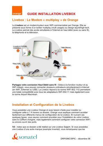 configuration du modem d link adsl2 orange. Black Bedroom Furniture Sets. Home Design Ideas