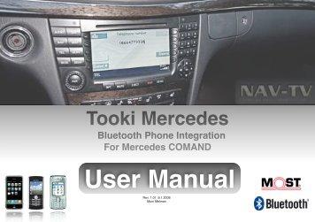 Tooki MB v1.02 moni - Neo Car Audio