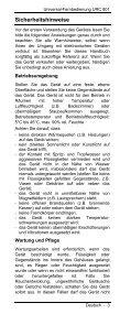 UNIVERSAL FERNBEDIENUNG - Targa Service Portal - Page 5