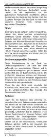 UNIVERSAL FERNBEDIENUNG - Targa Service Portal - Page 6