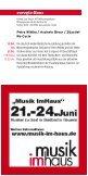 April bis Juni 2012 - c/o Kunst in und aus Mönchengladbach - Page 7