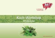 Koch-Workshop - Ja! Natürlich Bio Blog