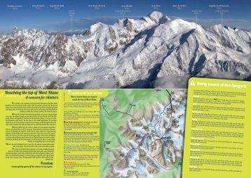 A concern for climbers - Fondation Petzl