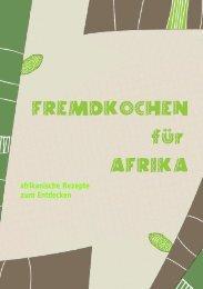 afrikanische Rezepte zum Entdecken