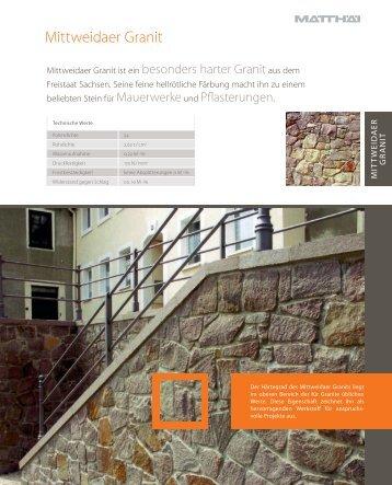 Mittweidaer Granit