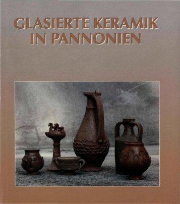 Glasierte Keramik in Pannonien. König Sankt Stephan ... - MEK