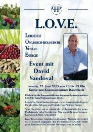 Platinum Event in Rosenheim, 22. Juni 2013
