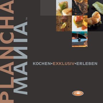 Katalog - PLANCHA MANIA
