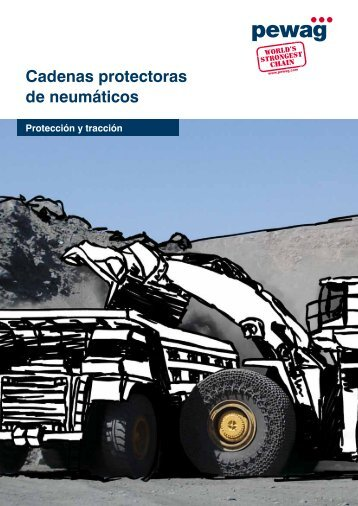 Cadenas protectoras de neumáticos - pewag, Inc.